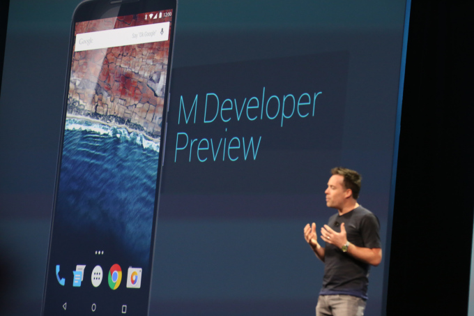 android m preview images