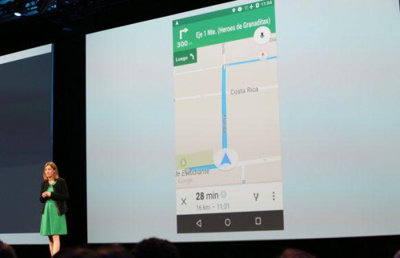 Google Maps krijgt betere offline mogelijkheden