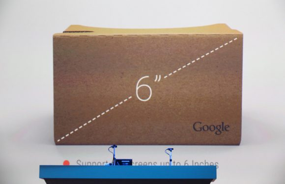 Google's vr-plannen: nieuwe versie Cardboard, Expeditions en Jump
