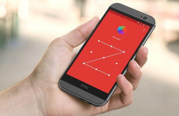 Tip: zo beveilig je apps met een pincode of stippenpatroon
