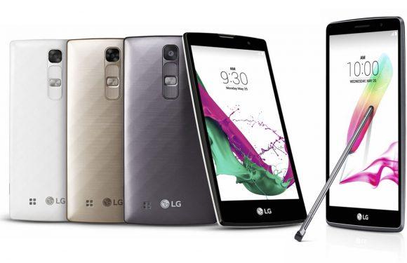 LG komt met nieuwe versies van LG G4 (met en zonder stylus)