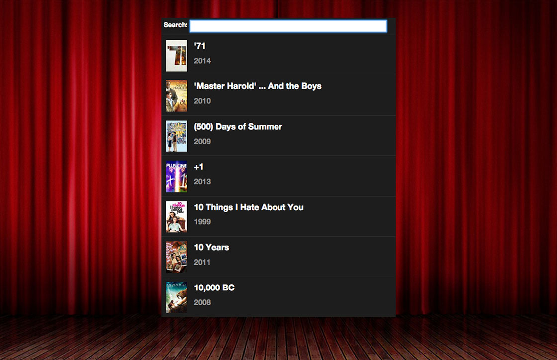 Popcorn Time werkt nu ook in je browser