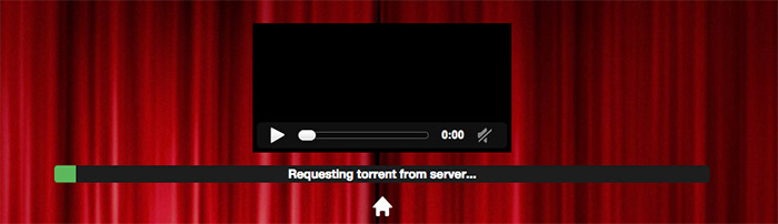 Popcorn Time browser