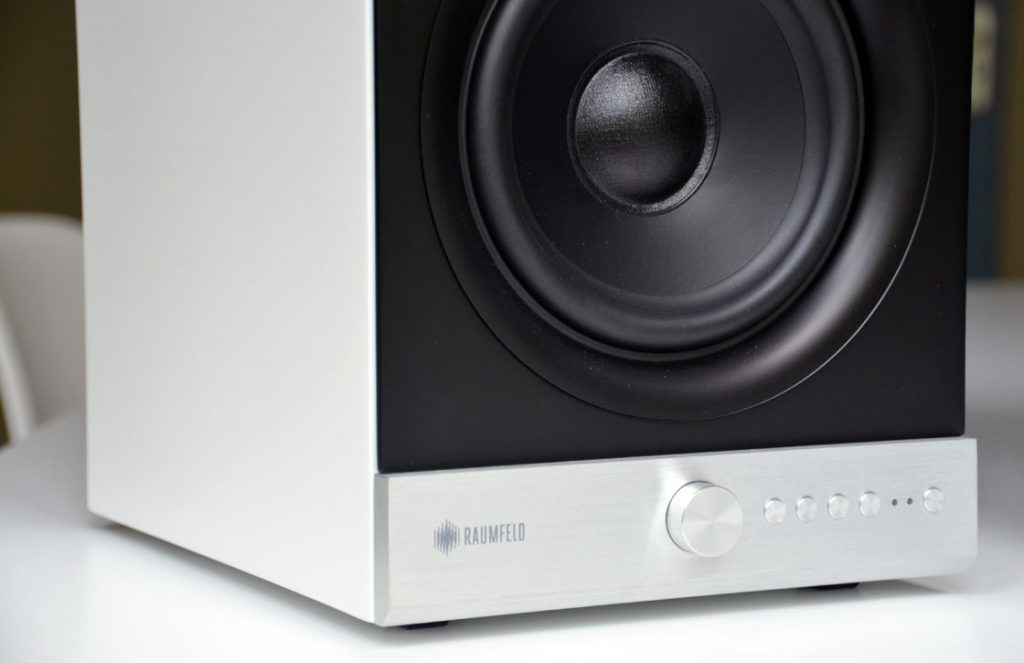 raumfeld stereo m review