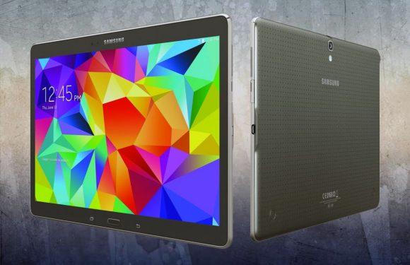 'Nieuwe Samsung Galaxy Tab S dunner en lichter dan iPad Air 2'