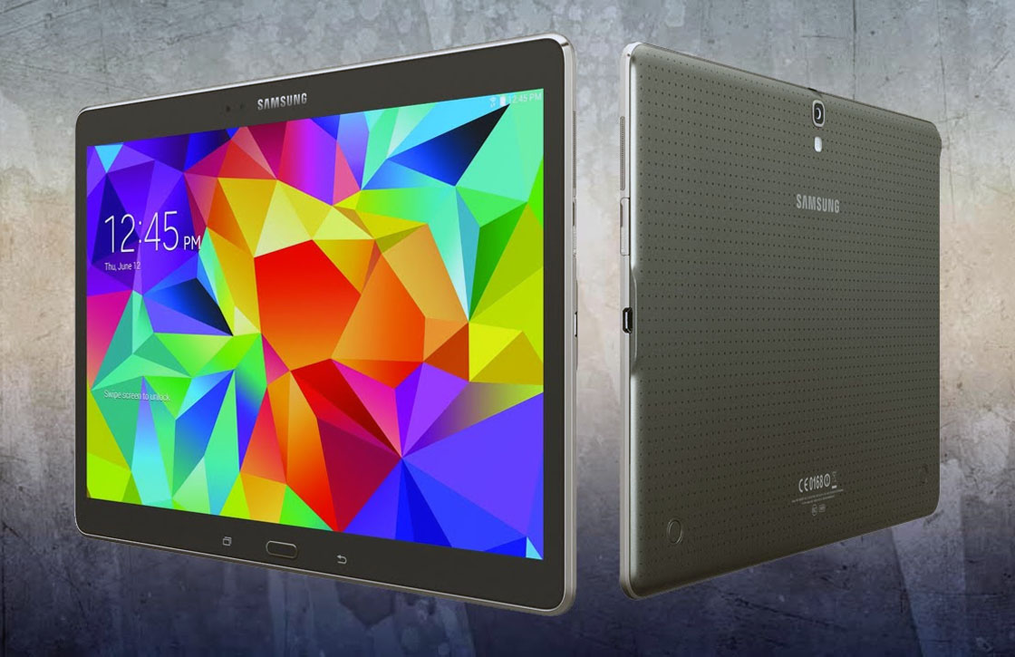 Samsung Galaxy Tab S krijgt mogelijk toch Android 6.0-update
