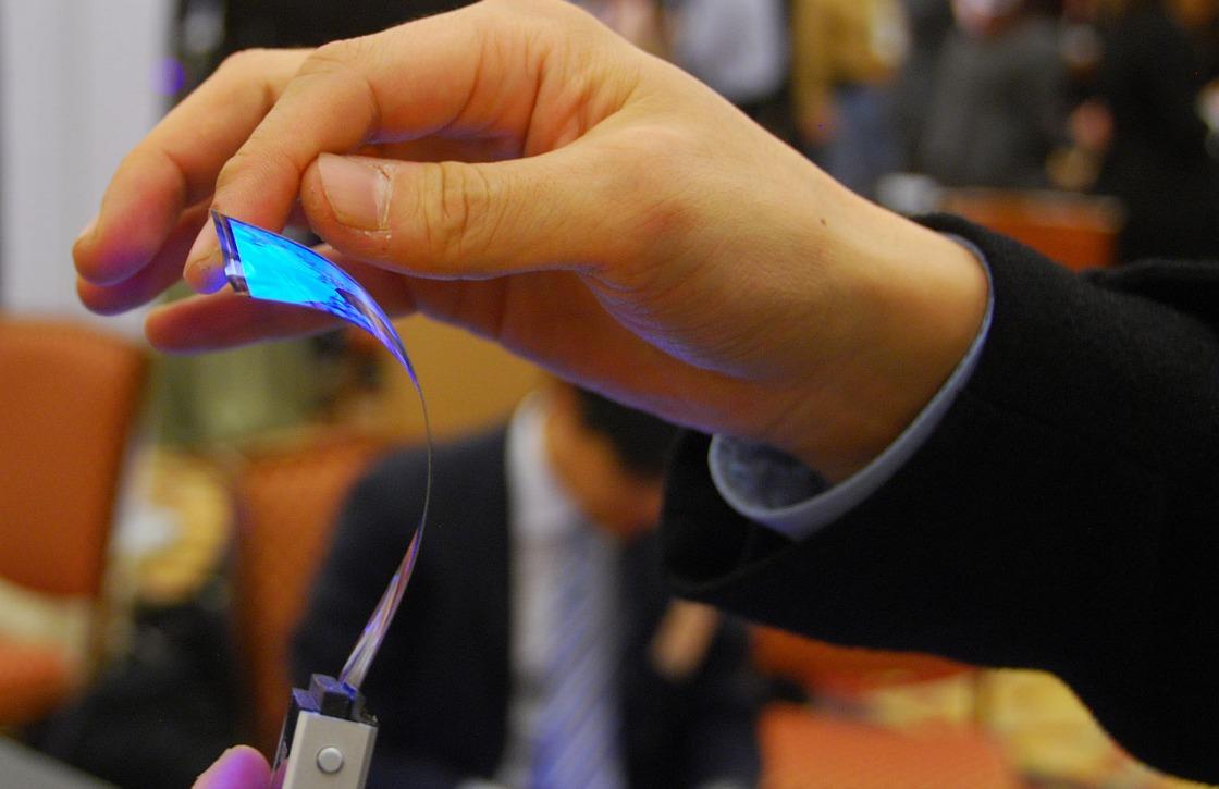 'Samsung werkt aan opvouwbare smartphone'