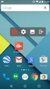 android schermopname maken