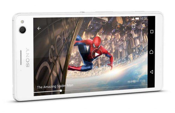Selfiesmartphone Sony Xperia C4 nu te reserveren