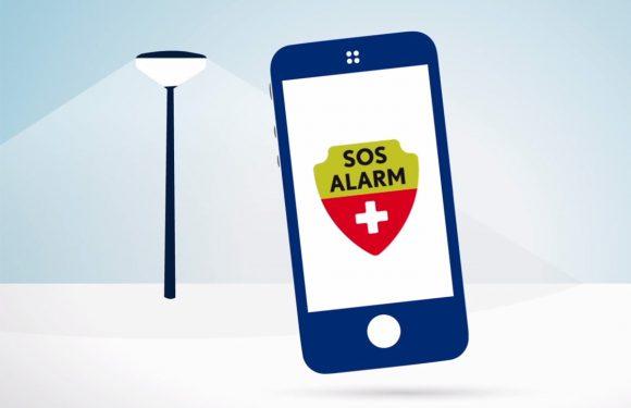 SOS Alarm: meld noodsituaties bij 112 met Android-app