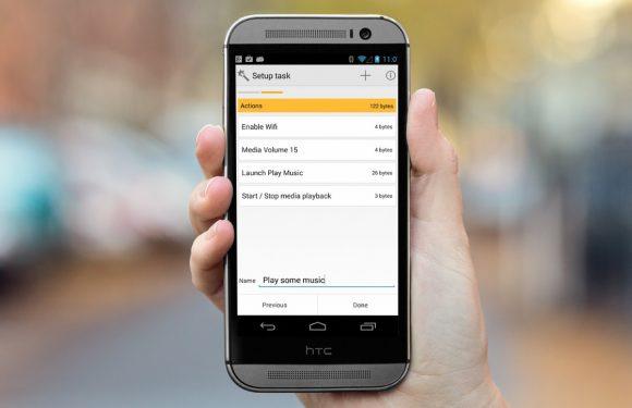 Maak je mobiele leven gemakkelijker met Trigger