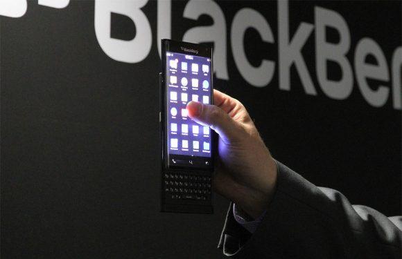 'BlackBerry overweegt een Android-smartphone uit te brengen'