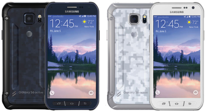 Samsung Galaxy S6 Active specificaties