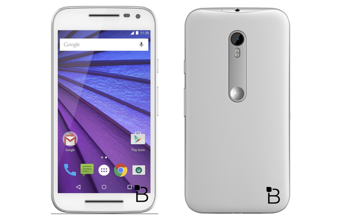 'Nieuwe foto's Motorola Moto G 2015 gelekt'