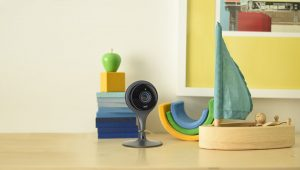 Nest Cam ap newsflash