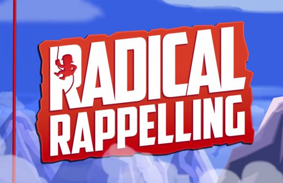 Radical Rappelling: oneindig abseilen is erg verslavend