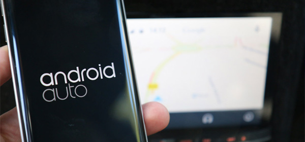 android auto stembesturing