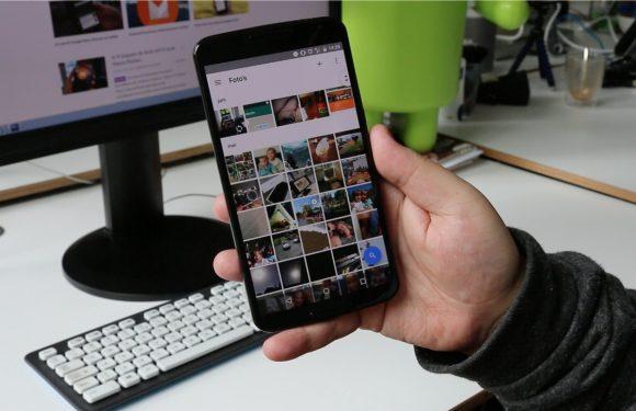 Tip: Google Foto's maakt ruimte vrij als opslagruimte volraakt