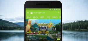 Nu te downloaden: de Android Planet-app!