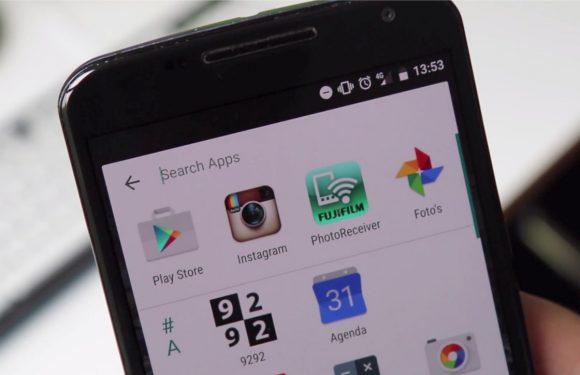 Zo installeer je de Android M app-drawer alvast op je Android