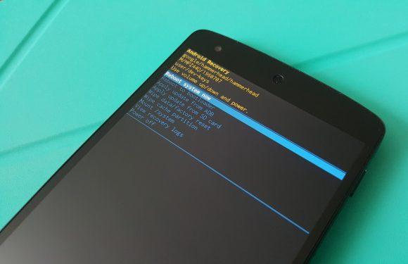 Eindelijk: Android M recovery laat je update flashen vanaf intern geheugen