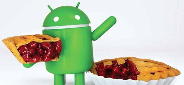 Android Pie maandthema