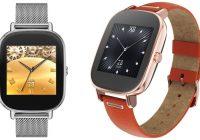 Nieuwe smartwatch Asus heeft veel weg van Apple Watch