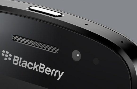 BlackBerry Motion uitgelekt: BlackBerry zonder toetsenbord