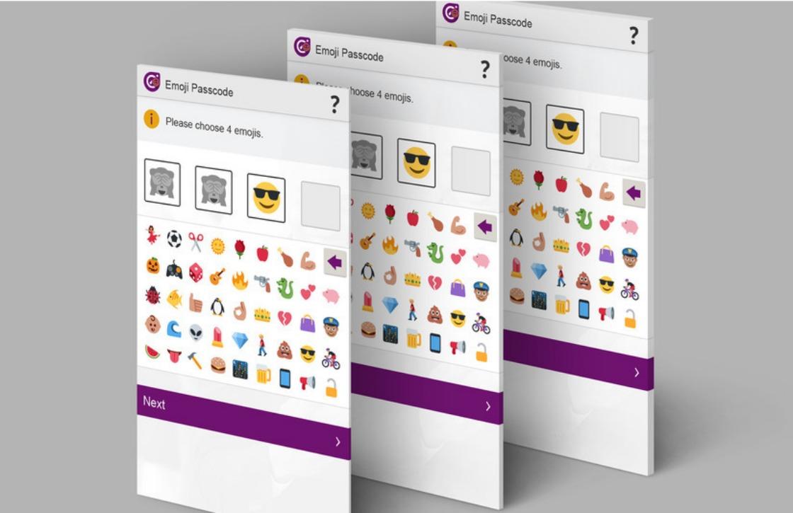 Binnenkort kun je emoji gebruiken om je smartphone te ontgrendelen