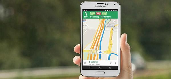 google maps vs item