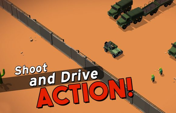 The Hit Car: racen en zombies pletten in moeilijke Android-game