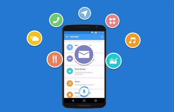 SoundHound toont Google Now-concurrent