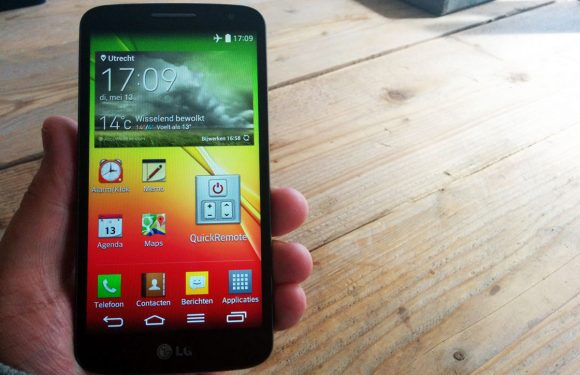 LG G2 Mini krijgt eindelijk Lollipop-update in Europa