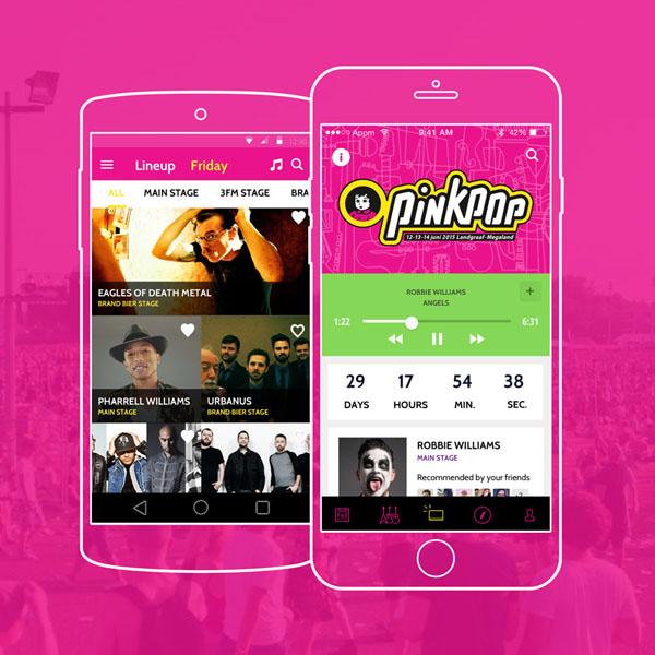 pinkpop 2015-app