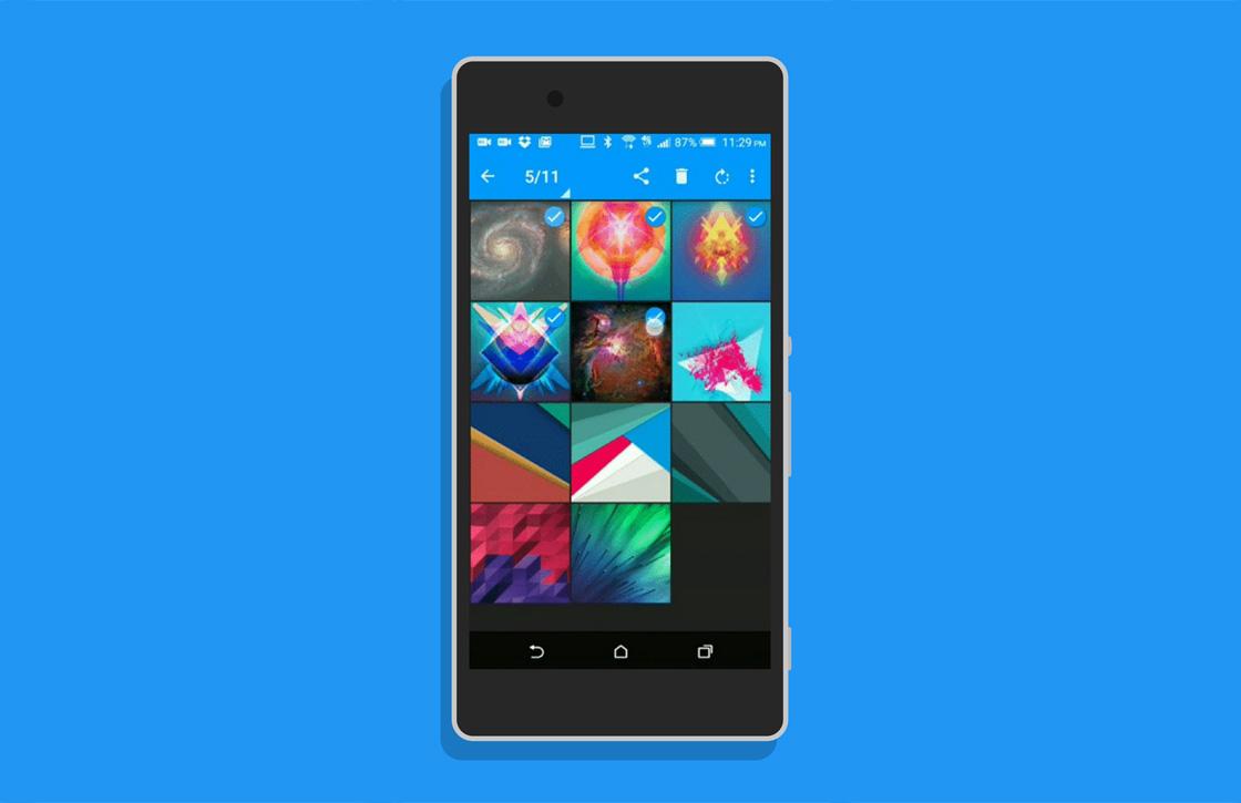 Foto-app QuickPic krijgt snellere selectietool en zoekfunctie
