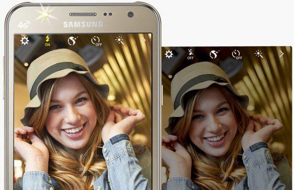 Samsung onthult midrange Galaxy J5 en Galaxy J7 met frontflitser
