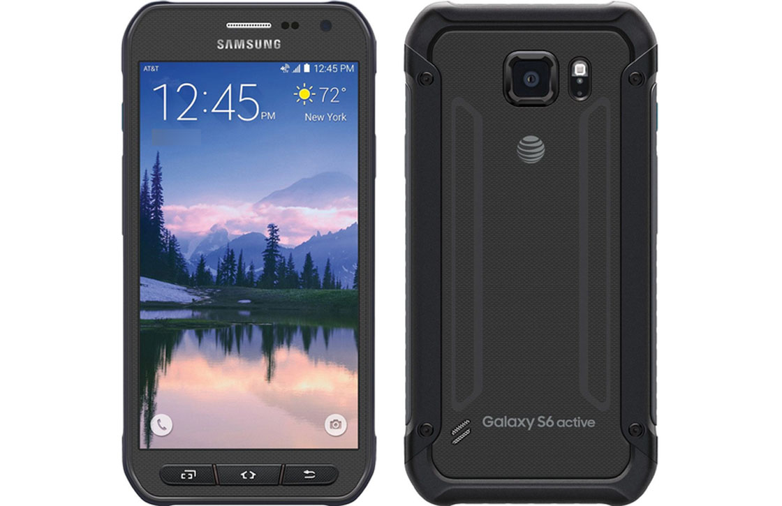 Nieuwe foto Samsung Galaxy S6 Active toont steviger design
