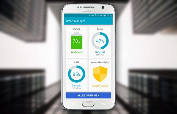 Waarom de Smart Manager-functie van Samsung averechts werkt
