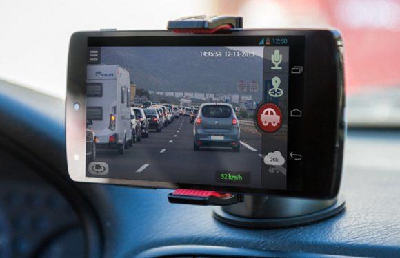 Zo gebruik je je Android-smartphone als dashcam