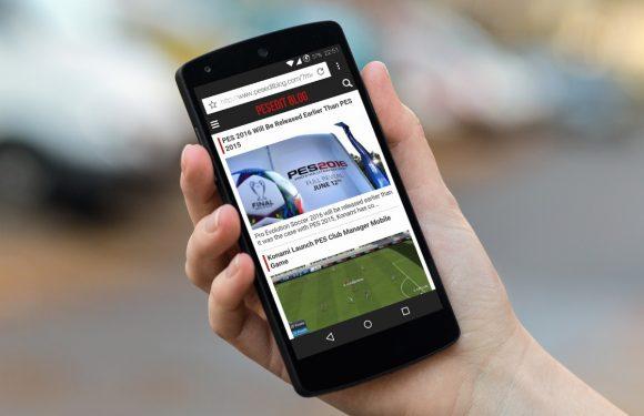 Opensource-browser blokkeert advertenties en heeft Material Design