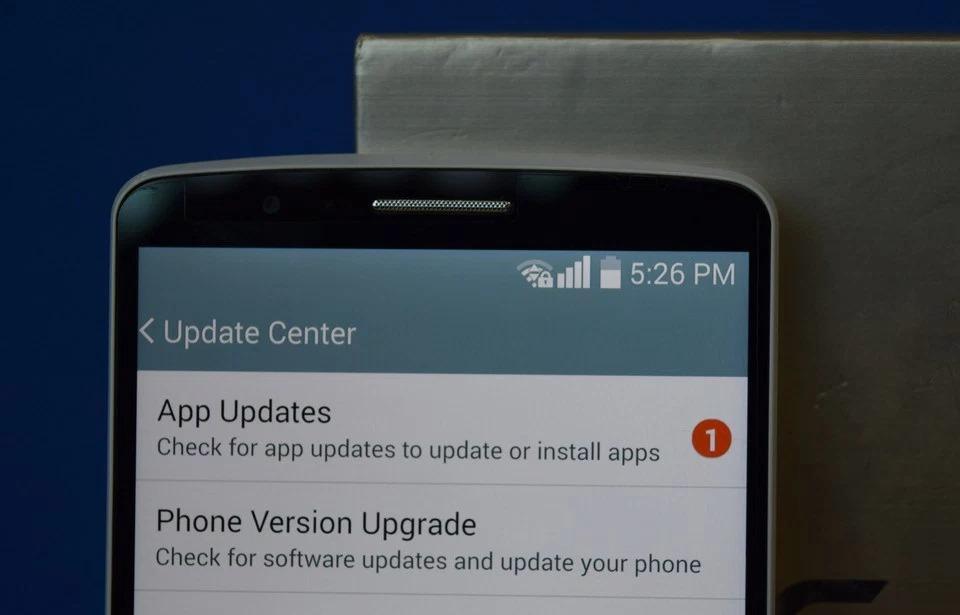 LG-smartphones kwetsbaar voor hack-aanval door Update Center-app