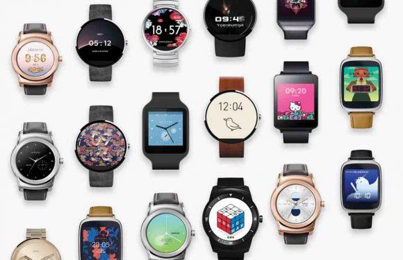 Google kondigt 17 nieuwe watch faces aan voor Android Wear