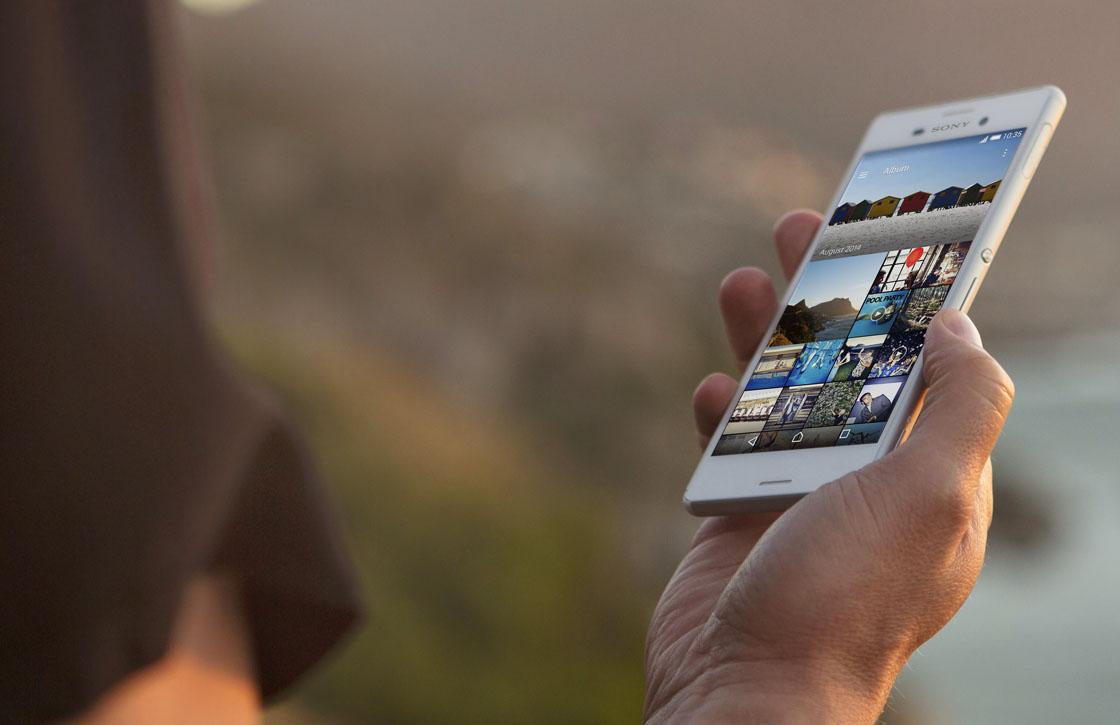Waterdichte Sony Xperia M4 Aqua nu te koop voor 299 euro