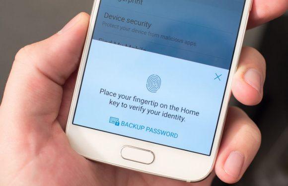 Sonavation ontwikkelt vingerafdrukscanner voor gebruik in scherm