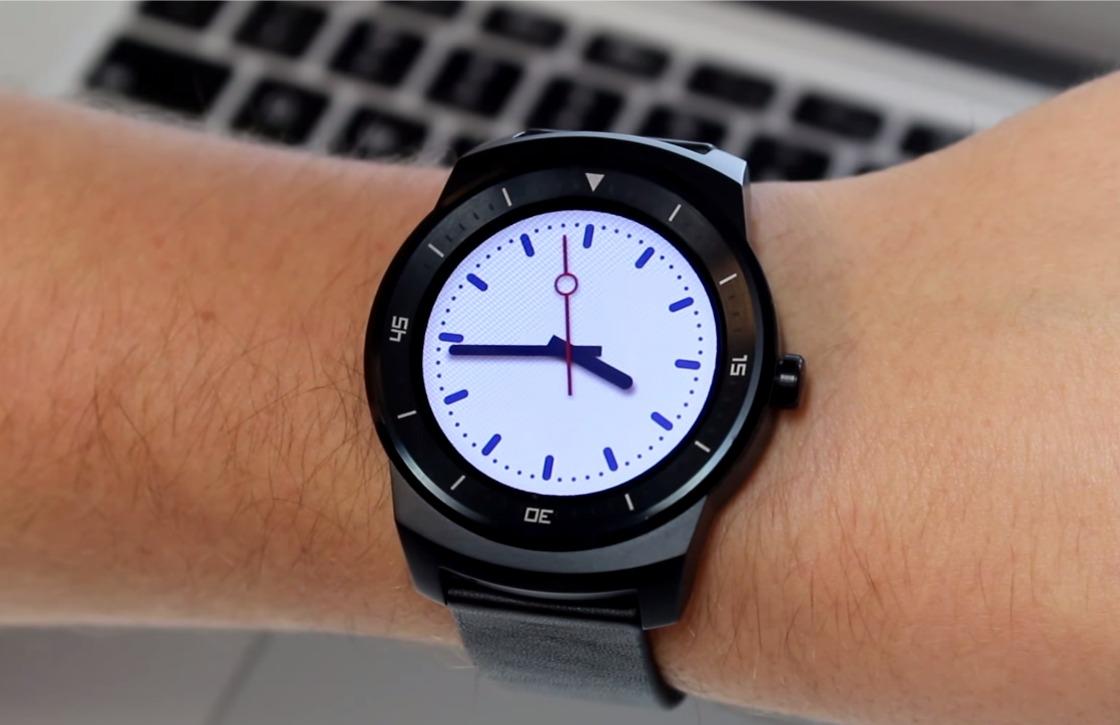 Deze app toont de stationsklok op je Android Wear-smartwatch