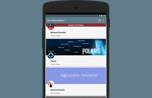 Tuber: nieuwe app laat je sneller YouTube-video's kijken