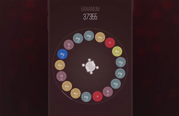 Puzzel met atomen in het nieuwe Atomas voor Android