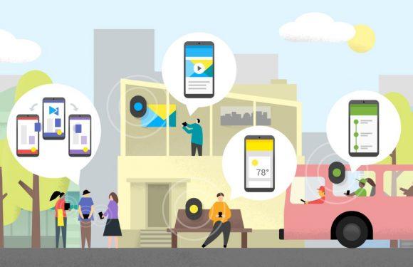 Dit is Googles nieuwe open platform voor beacons