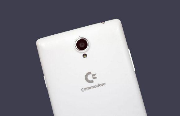Smartphone met Commodore-naam verschijnt deze week in Europa