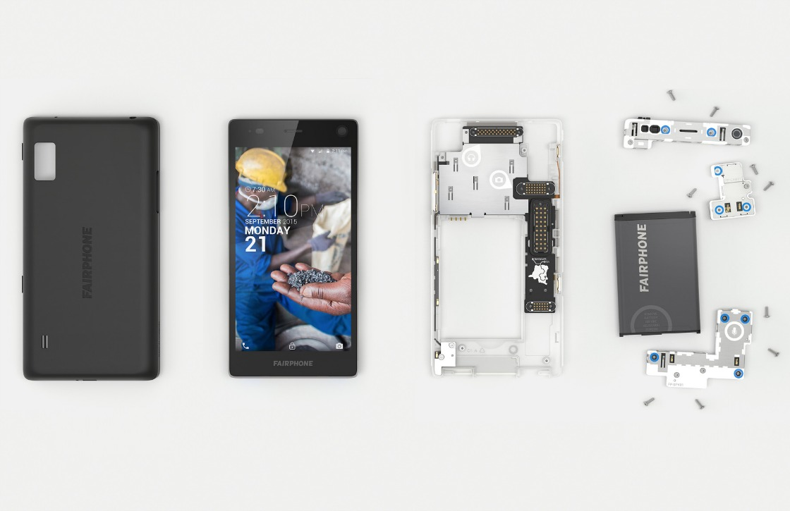 Fairphone 2 krijgt eindelijk Android 7.1-update: waarom dat een applausje waard is